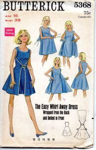 Whirlaway dress