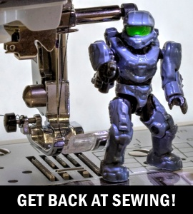 Halo Master Chief_9708 Get Back Sewing Meme
